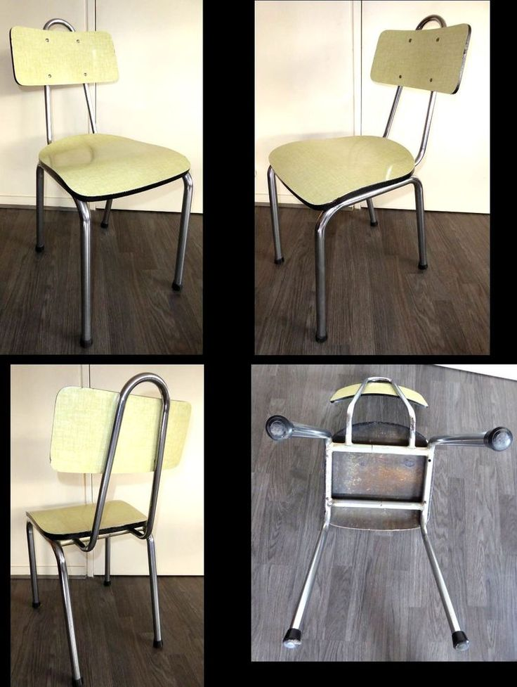 17 best images about formidable formica on pinterest for Chaise formica