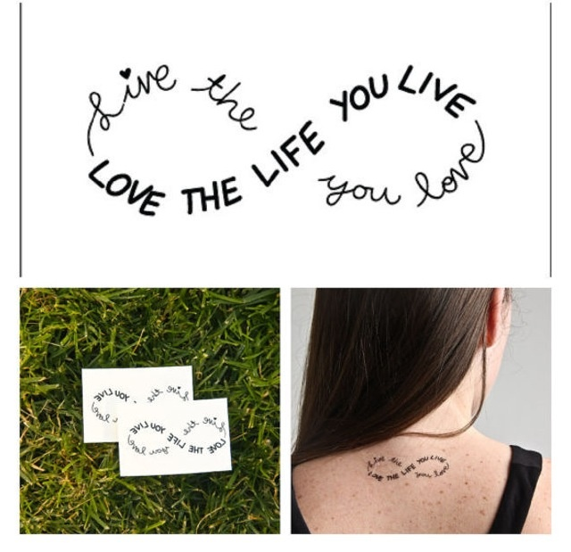 """This would be cute for a sister tattoo saying """"Sisters by chance, Friends by choice."""""""