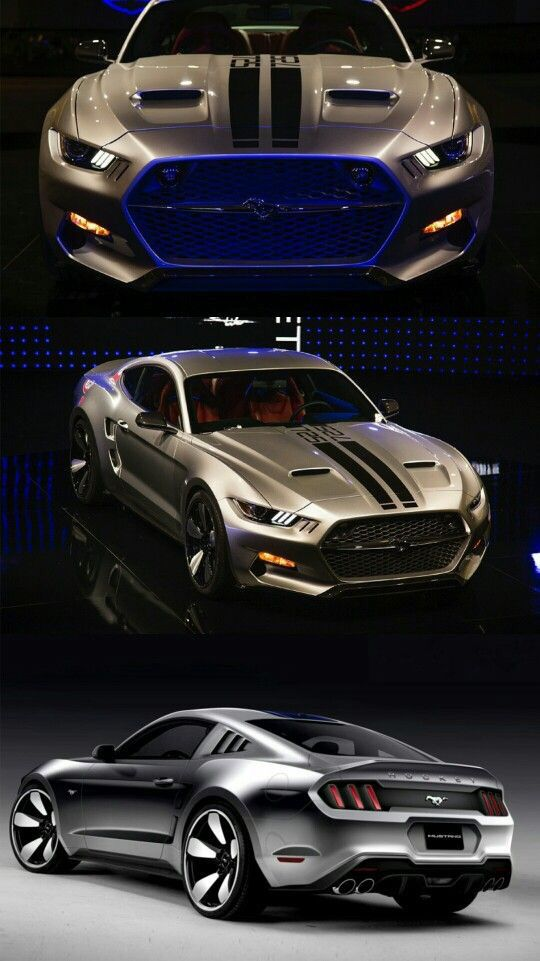 2015 #Ford #Mustang Rocket