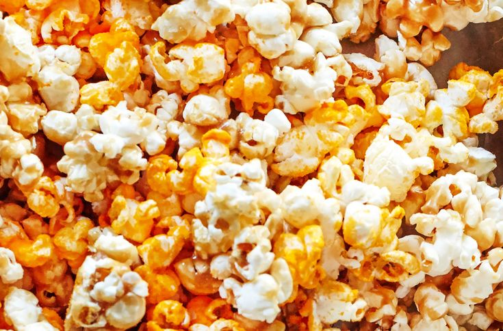 Recipe: Chicago-Style Popcorn — Bite-Sized Gifts