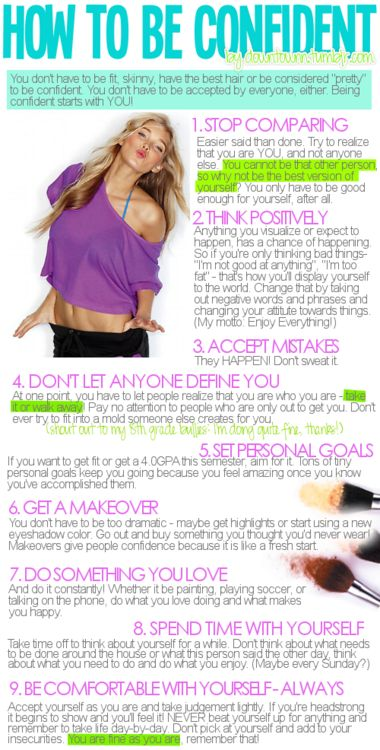 love this :)Fit,  Internet Site, Every Girls, Remember This,  Website, Web Site, Confidence, Weights Loss, Good Advice