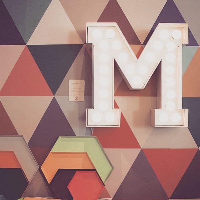 Letter Lights Via Warehousehomedecor Inspiration Letterlights Design Besimple