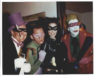 Batman, 1966, Batman The Movie, Adam West, Burt Ward, Batman TV Series