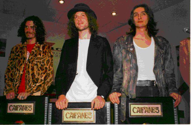 Discográfias Rock completas por MEGA : Discografia Caifanes & Jaguares