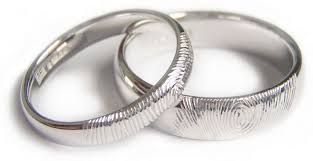 Image result for кольца с отпечатками пальцев