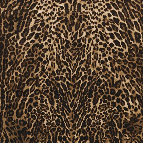 Margay Leopard Chamois Brookfield Fabric Products