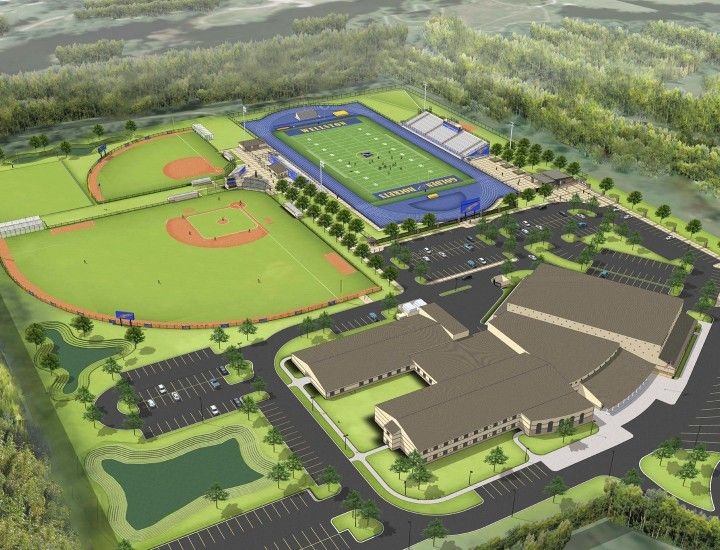 wellston high school athletic facilities | edge #landscape