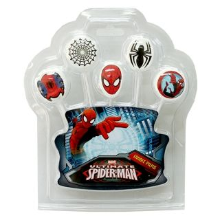 SPIDERMAN PICK CANDLE