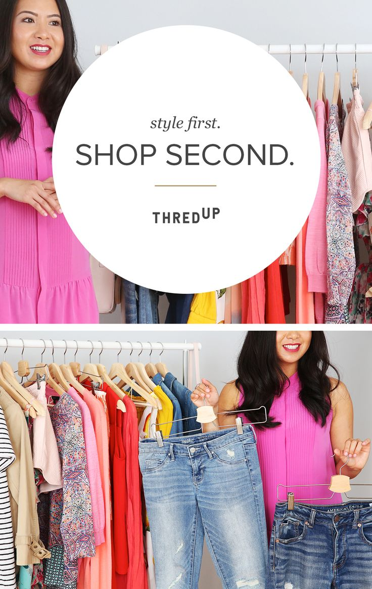 Shop thredUP, the world's largest online thrift store! thredUP has something for everyone with over 25,000 brands; whether you're looking for plus, maternity, petite, designer, kids, or all of the above, we've got you covered. Sign up now for 20% off your first purchase!