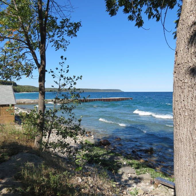 Check out this awesome listing on Airbnb: Casa Norte,  Dyers Bay Ontario Can. - Houses for Rent in Dyers Bay