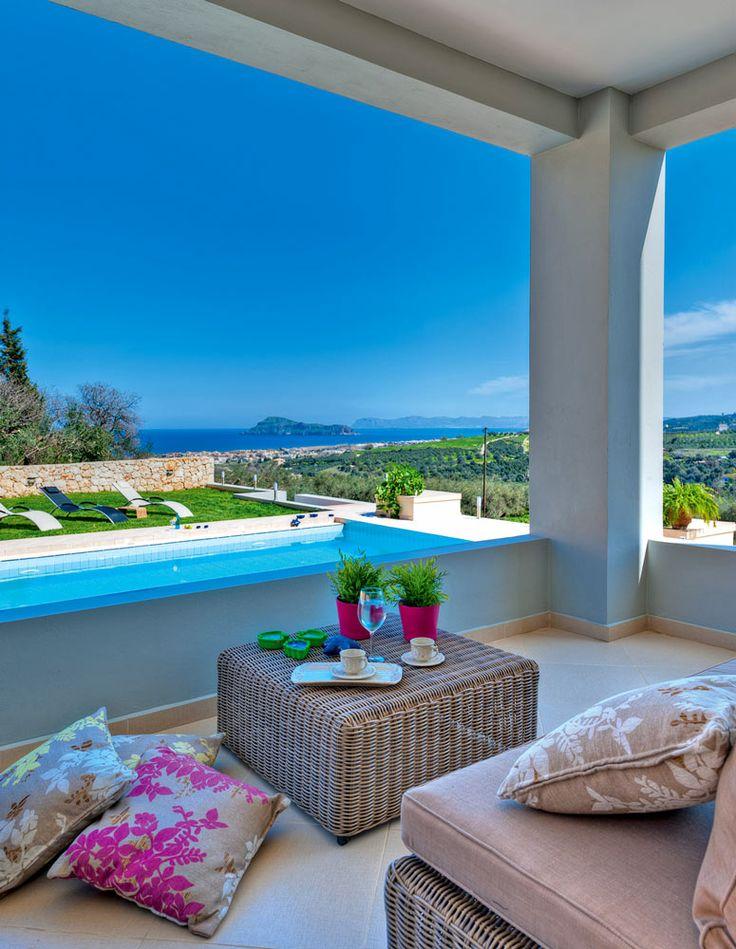Villa Atlantas, Gerani, Chania, Crete