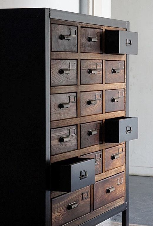 Best Cabinets Of Drawers To Die For Images On Pinterest - Funky filing cabinets
