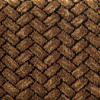 ALMA Rattan 6 ft. 6 in. x Your Choice Length Indoor/Outdoor Carpet/Roll Runner-Twister Rattan at The Home Depot