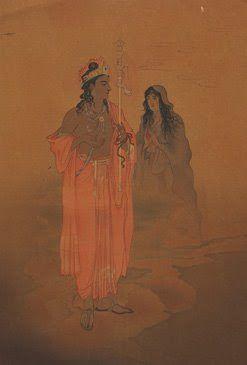 Kala Sagar: Artist- Bose (Nandalal)