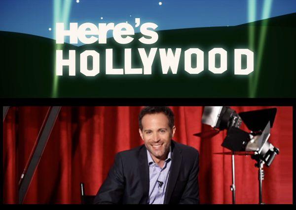 Here's Hollywood- NOW AIRING | Tony Maietta