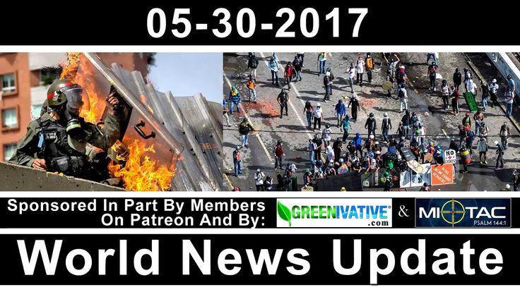 Full Spectrum Survival World News Update 05-29-2017 https://youtu.be/6RjH5YlnLDE via @YouTube