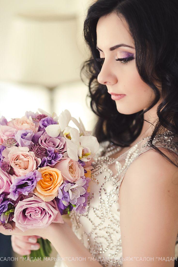 Красивая невеста Юлия! Идеи для вдохновения здесь http://vk.com/public43284539