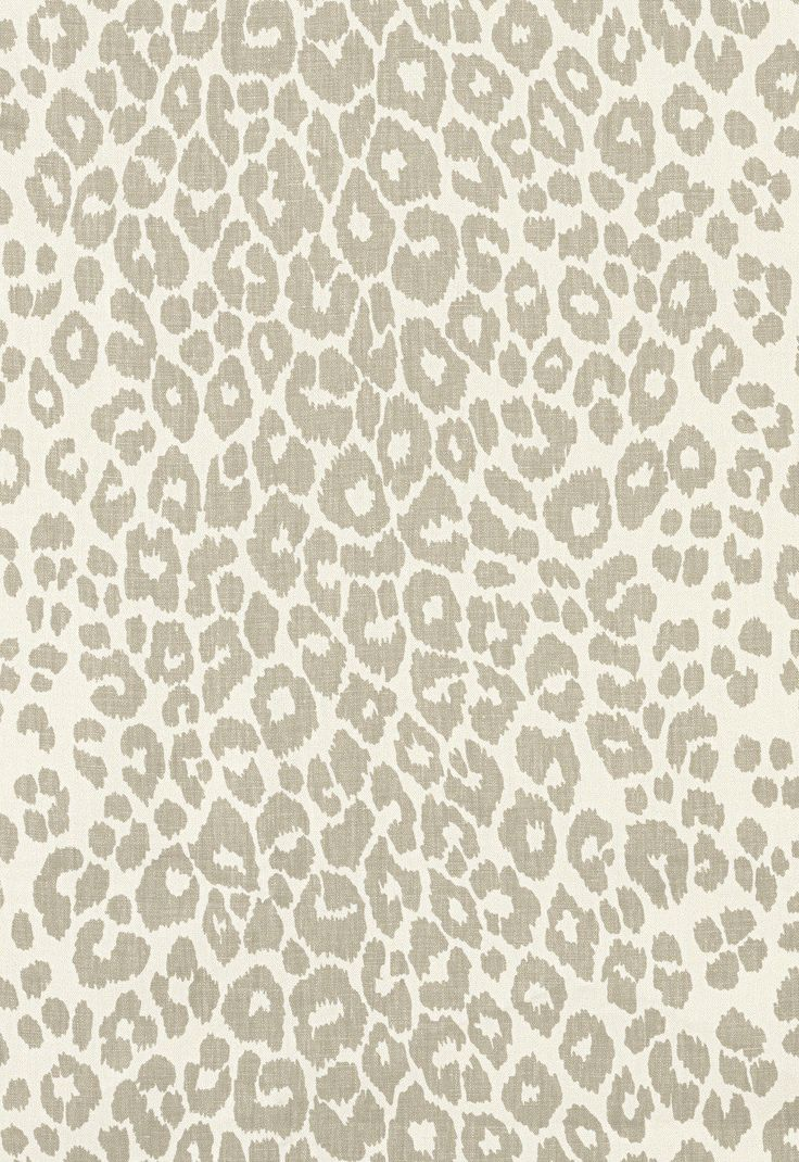 Schumacher Iconic Leopard Print Belgian Linen Designer Fabric 2 Yards Yds | eBay