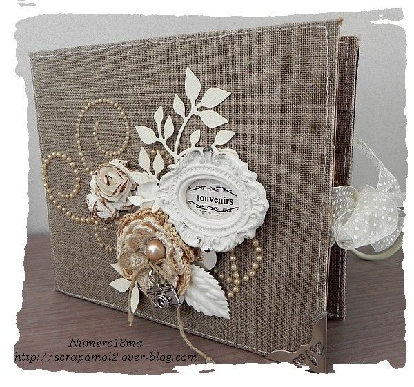 beautiful wedding album - check out website to look inside