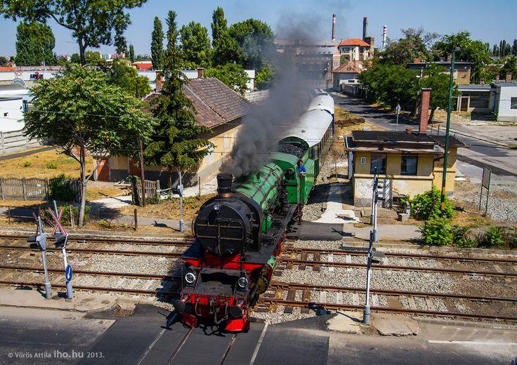 MÁV 109.109 in Kispest