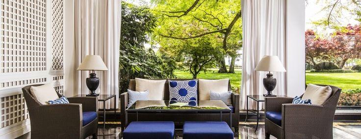 Baur au Lac - Baur au Lac - Luxury Hotel in Zurich, Switzerland