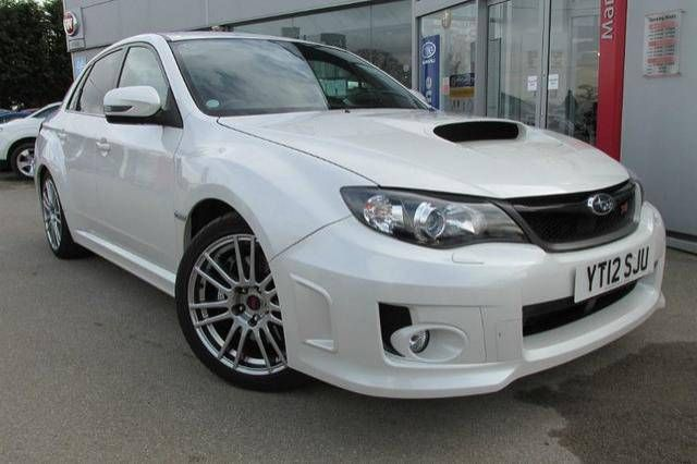 subaru impreza 5 door hatchback 2.0d rc review