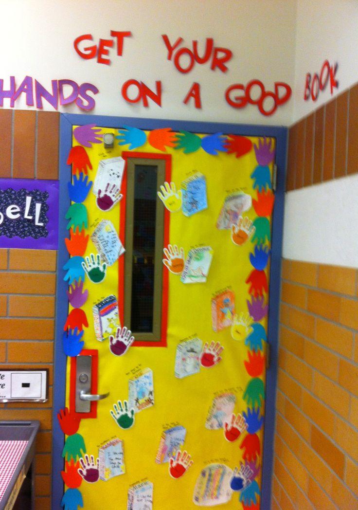 26 best Favorite book classroom doors images on Pinterest ...