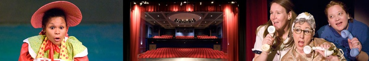 SteppingStone Theater, St. Paul MN--Childrens' Performing Arts