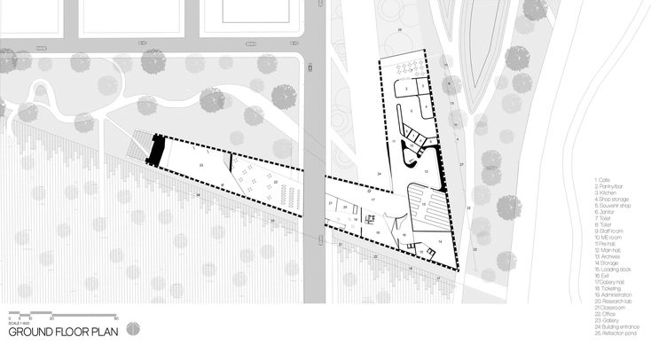 """Gallery of """"Unofficial"""" Winning Design for Obama Presidential Library Provides…"""
