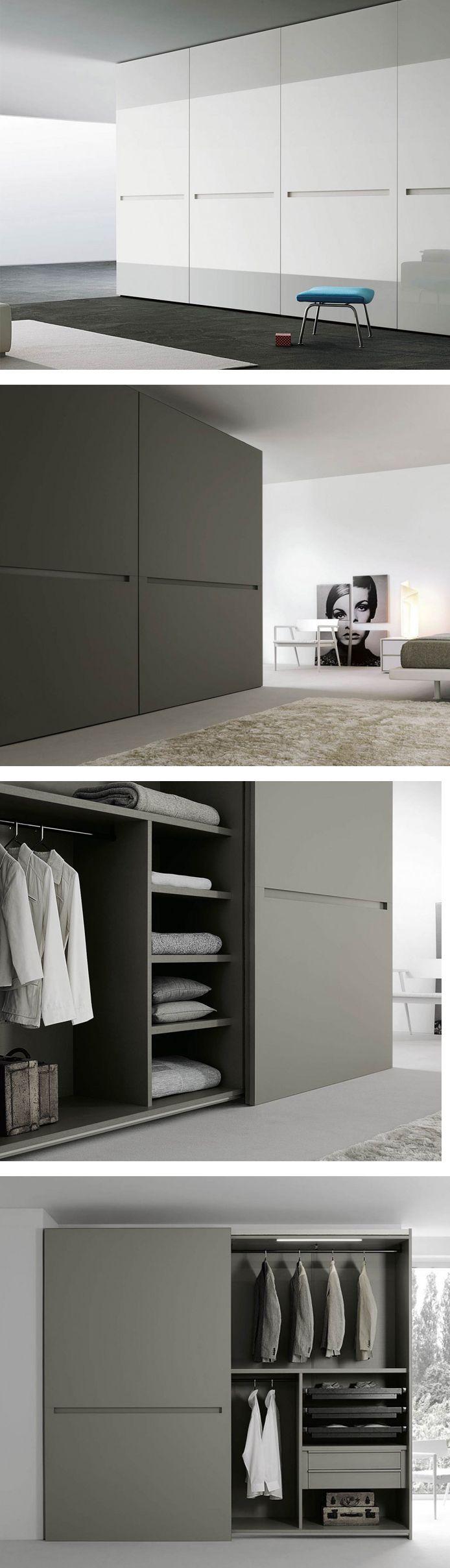 Fabulous PAX Kleiderschrank wei Ikea pax Pax wardrobe and Soft closing hinges