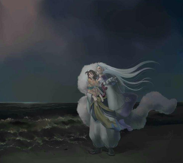 1000+ Images About Inuyasha Sesshomaru & Rin On Pinterest