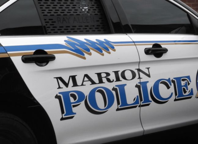 MARION CITY PD: Report of activity from end of January to first week of February   Disclosure News Online