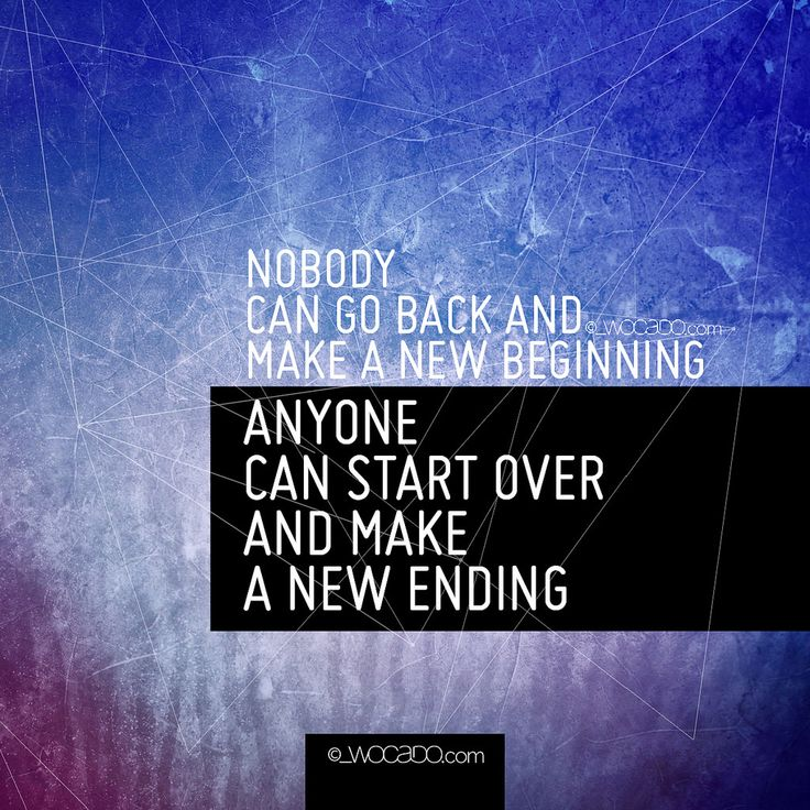 New Beginning Quotes And Sayings: 17+ New Beginning Quotes On Pinterest