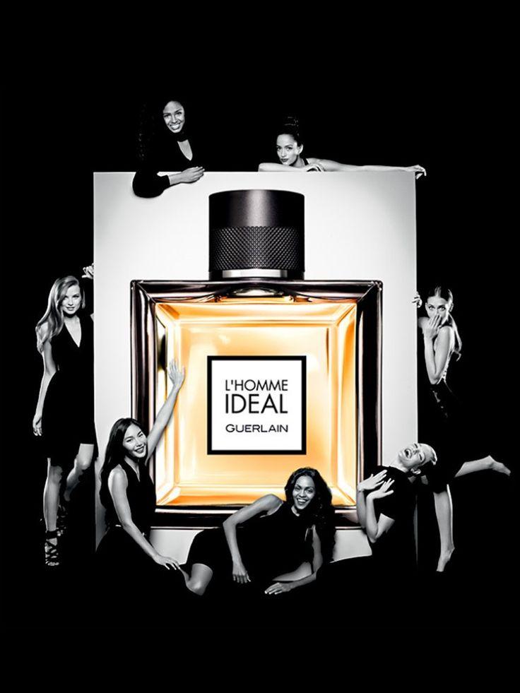 L'Homme ideal, la nueva fragancia masculina de Guerlain