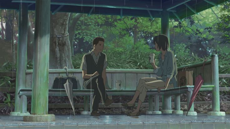 58 best Garden of Words images on Pinterest   Garden of words, Anime ...
