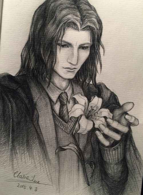 Snape by Clare Lee