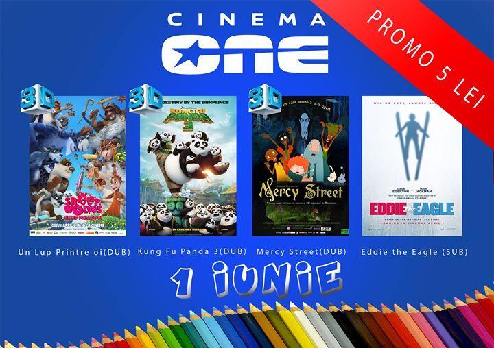 Despre noi - Cinema OneCinema One