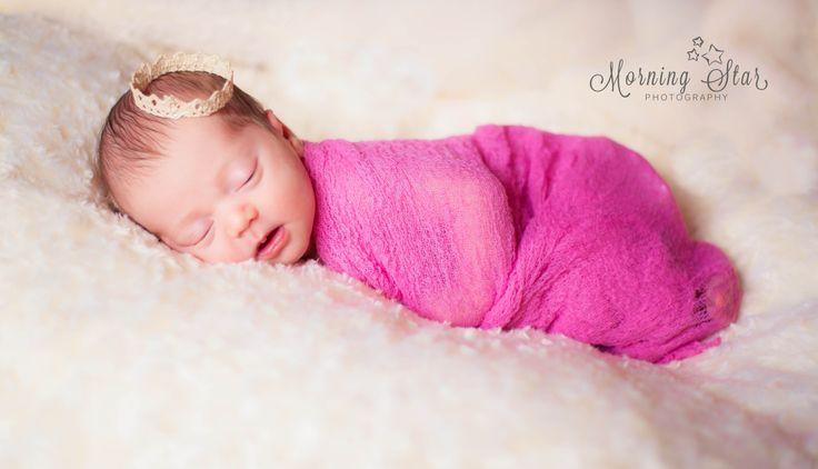Beautiful 2 week old beautiful little girl!