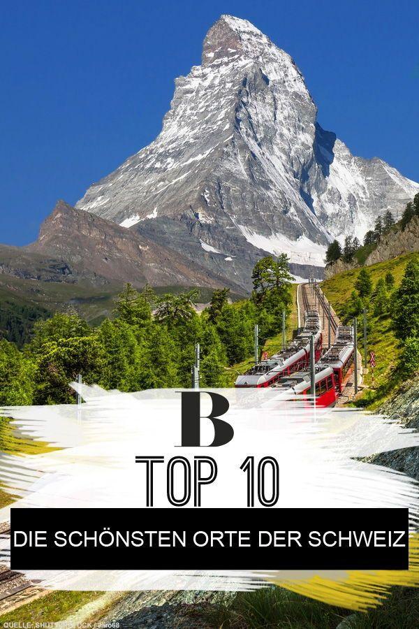 Top Ten Die Sehenswurdigkeiten Der Schweiz Sehenswurdigkeiten