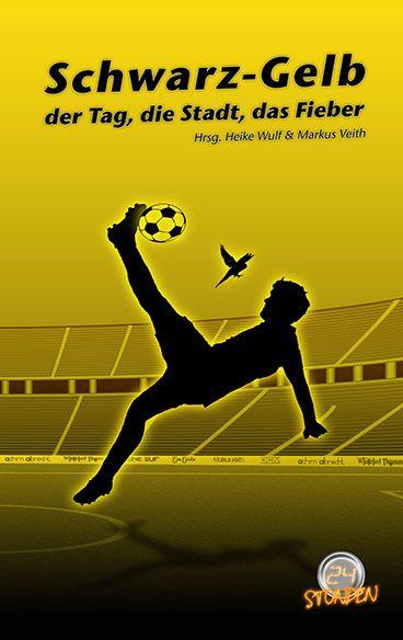 Schwarz-Gelb, der Tag, die Stadt, das Fieber. – das sind 6 Autoren, jedem von ihnen gehören 4 Stunden des alles entscheidenden Tages in Dortmund, an dem Schwarz-Gelb Deutscher Meister werden kann. An einem solchen Tag kann alles passieren. Es passiert auch ziemlich viel. Und das nicht nur auf dem Spielfeld. Geeignet auch für Menschen ohne Kenntnisse der Abseitsregel!  #schreiben #lesen #Buch #Literatur #Buchtipp #Lesetipp #Fußball #Albrecht