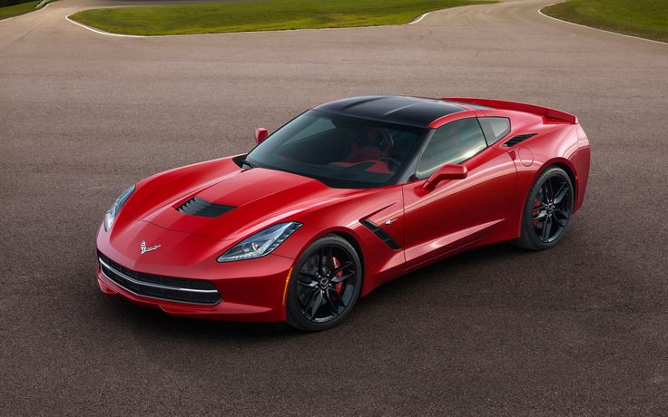2014 Corvette Stingray Coupe Priced at $51,995, Convertible at $56,995