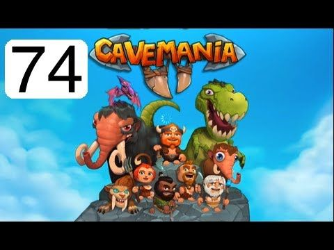 Cavemania - Level 74 (No Boosters walkthrough on iPad) by edepot #cavemania #cavetips #usergenerated