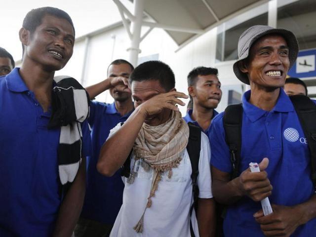 Pelaut yang Disandera Somalia, Terpaksa Memakan Tikus