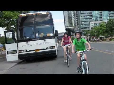 Toronto Bicycle Tours:  Discover our city on two wheels!