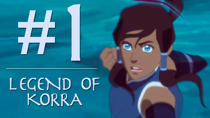 Legend of Korra - Chapter 1 Episode 1 - Power of the Avatar