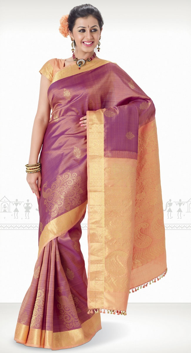 Chithra Kanchipuram Saree http://www.harinisilks.com/chithra-kanchipuram-saree.html