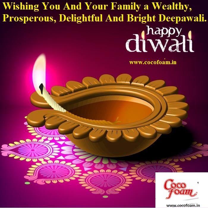 Wish You A Very Hy Diwali Cocofoam Mattress