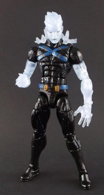Iceman (Marvel Legends) Custom Action Figure by Shinobitron Base figure: Havok