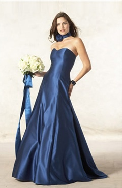 Blues Floor-length Sweetheart A-line #Bridesmaid #Dress Style Code: 00195 $74: Bridesmaid Dresses, Oi Bridesmaid, A Line Bridesmaid, Floor Length Sweetheart, Bridesmaid Dress Styles, Blues Floor Length, 00195 74