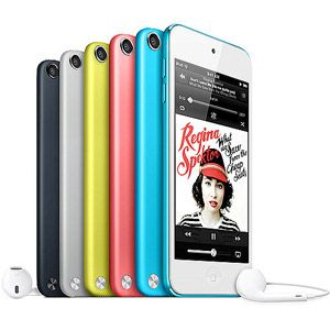 Apple iPod Touch 5th Generation 32GB (Assorted Colors) i really want one in pink!! :D